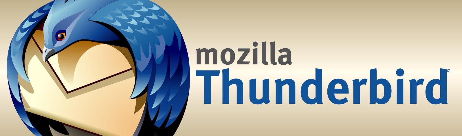 Mozilla Thunderbird Sticky