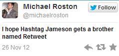 Tweet Hashtag Twitter