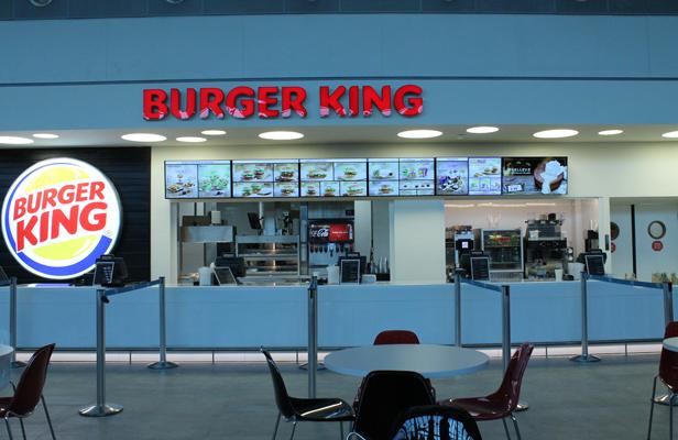 Retour Burger King France Marseille