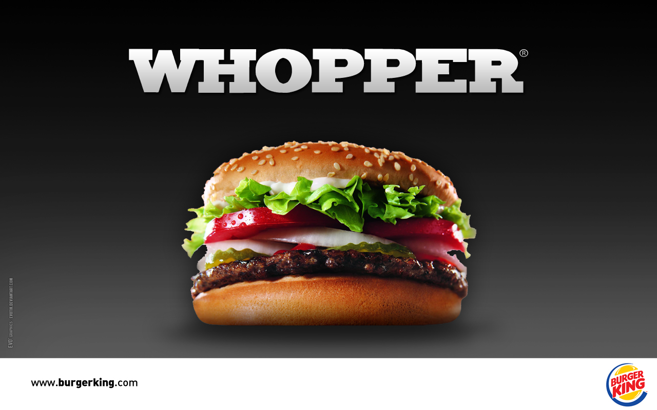 Whopper Burger King